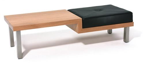 Made Plateau Bench