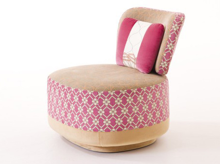 Moroso Fauteuil Juju Chair Nice Design