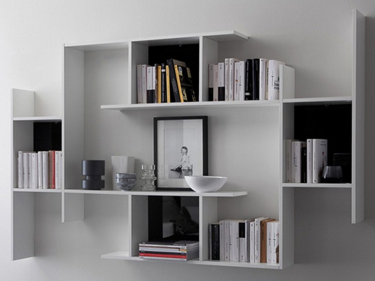 Furnishing accessories collection open wall mounted