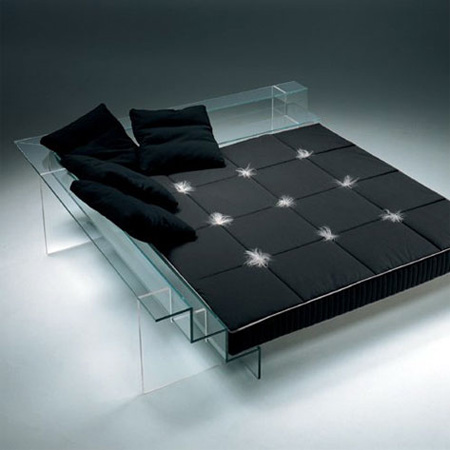 Nothing To Hide – Beds Made Of Glass