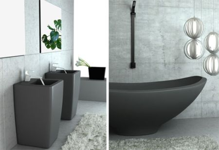 KAWA – Cool Bathroom Items by Karim Rashid