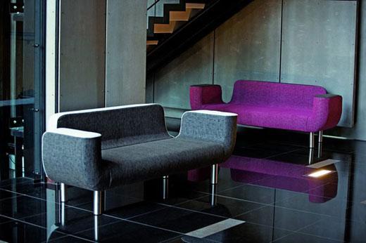 Moire Unique Sofa Design