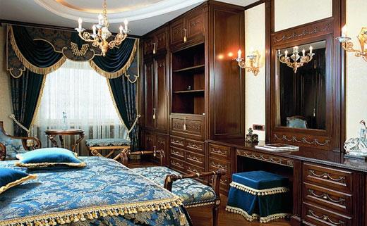 Luxurious Victorian Bedroom Interior By Paul Begun