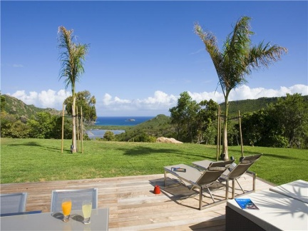 Aigua Marine, home with fabulous views on the Antilles