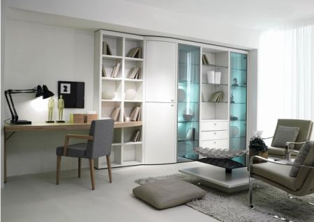 Interior inspiration from h lsta - Modern home office floor plans for a comfortable home office ...