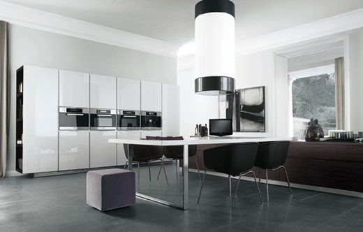 Poliform Kitchen Design. Matrix Kitchen from Poliform