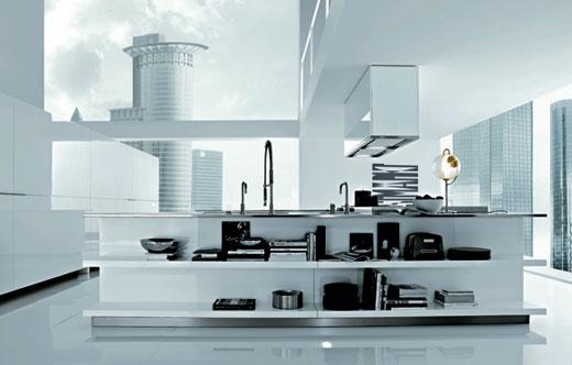Matrix Kitchen from Poliform