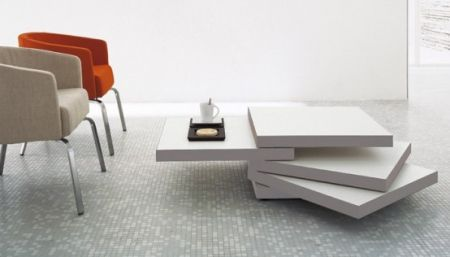 Rotor Coffee Table by Bellato