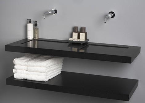 Marvelous Quartz Sinks From Giquadro Nice Ideas