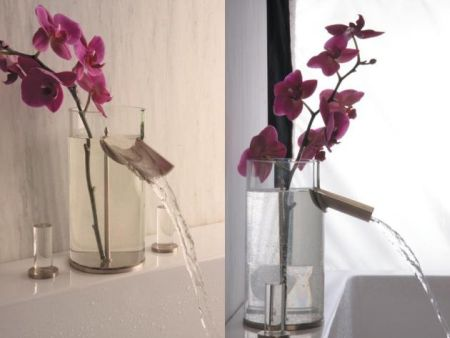 Flower Faucet by Hego WaterDesign