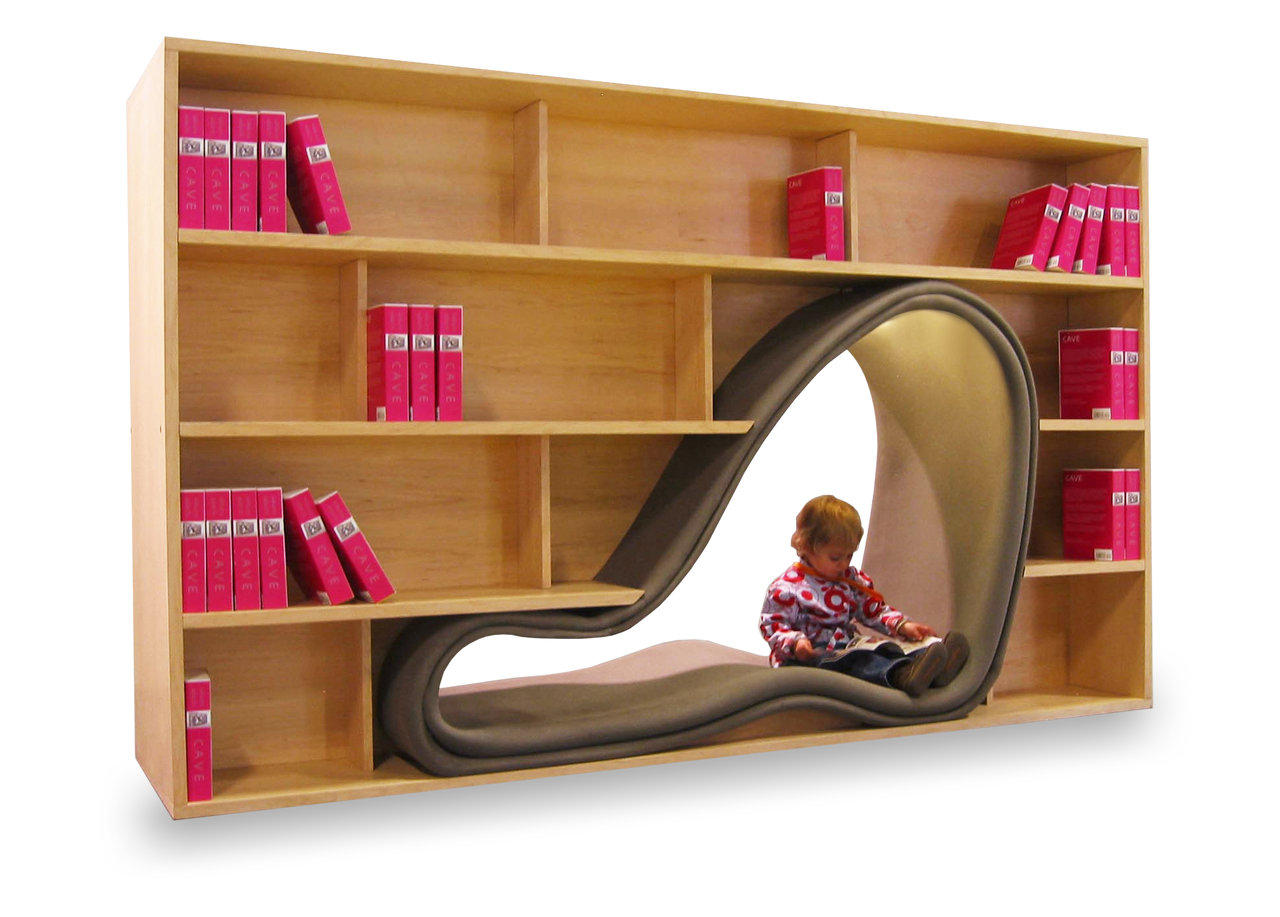 Bookshelves With Seating The Perfect Reading Corner Combo