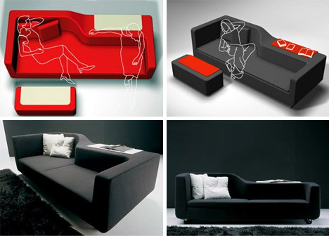 Couches Design 2 creatively designed modern couches