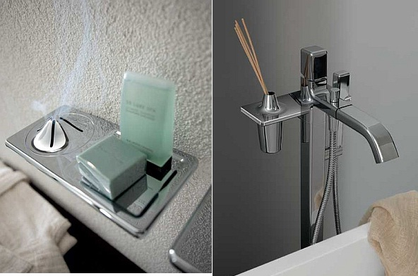 Bathroom Aromatherapy Faucets