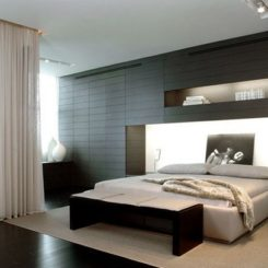 Black U2013 A Perfect Color For The Bedroom Furniture No Matter What Style You  Choose
