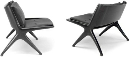 DC 90 chair and DC 290 Sofa