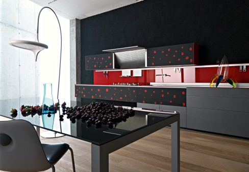Kitchen by Valcucine