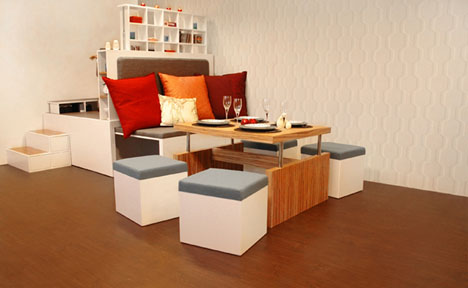 Adorable 30+ Furniture For Small Apartment Design Decoration Of 10 ...