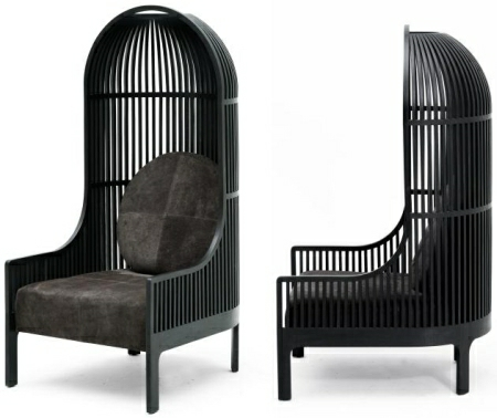 Nest Armchair by Autoban