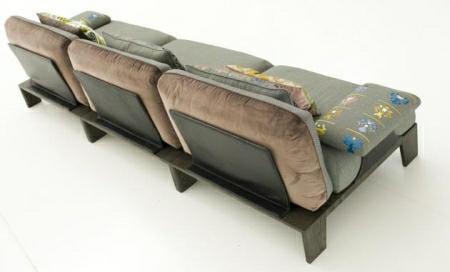 The Fergana Sofa by Patricia Urquiola