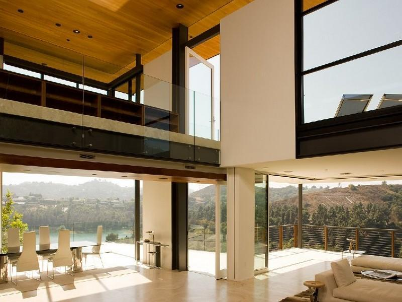 Hollywood Hills Architectural Masterpiece - Hollywood-hills-architectural-masterpiece
