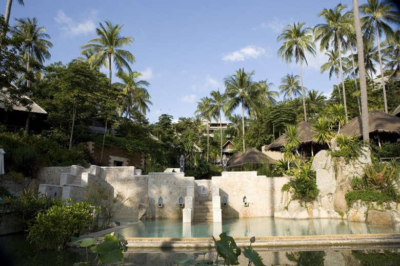 Kamalaya Koh Samui Luxury Spa Resort In Thailand Awesome Design