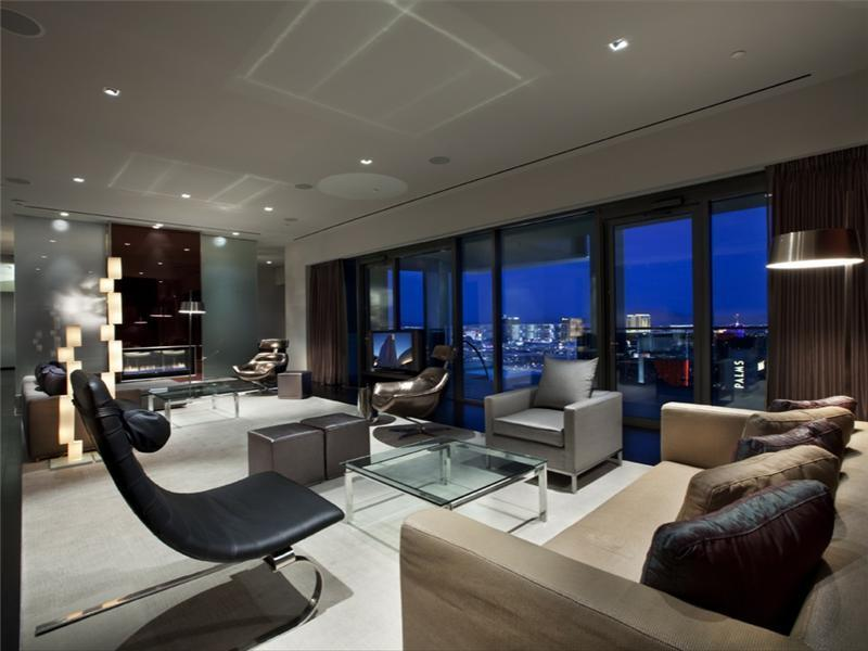 Luxury Las Vegas Property on Penthouse Condos San Francisco