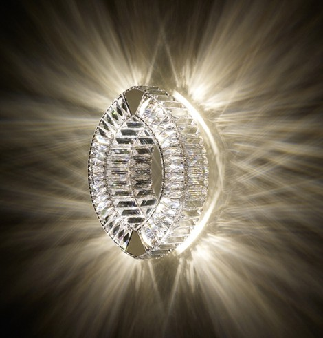Modern Architectural Lighting By Swarovski