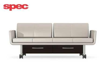 SimpleSleeper sofa by Spec Furniture