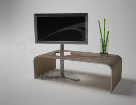 The multifunctional buc coffee table and tv stand ideal for small spaces - Tv small spaces design ...