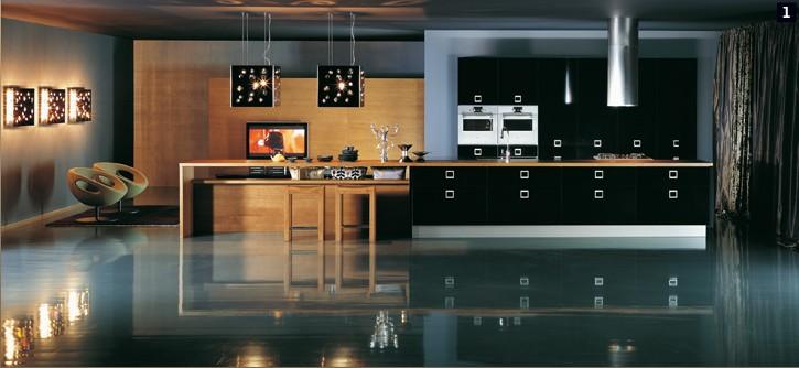 Modular kitchen designs from comprex for Modular kitchen cabinet design