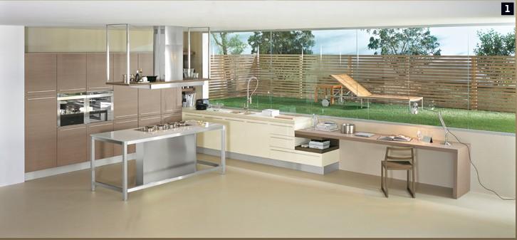 Modular kitchen designs from comprex for Kitchen design usa