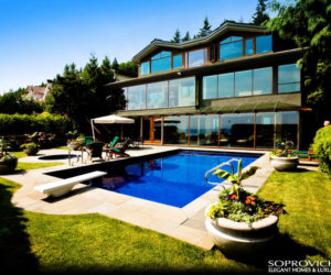Luxurious Vancouver Residence Offers Grandeur And Sophistication