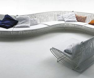 Modular Sofa by Bonacina Pierantonio