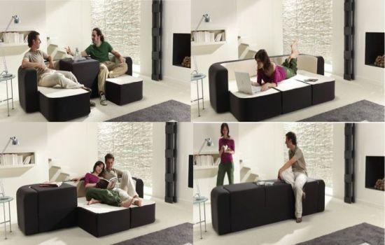 Ingenious Sofa By Ebola