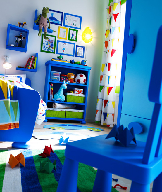 IKEA 2010 Kids Room Design Ideas