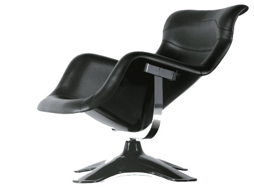 Karuselli Rocking Swivel Armchair