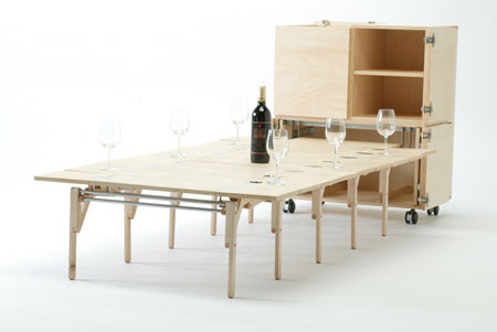 Mobile Dining By Nabuhiro Teshima