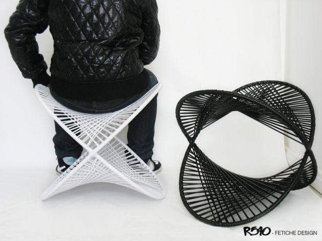 R540 Rocking Bench By Fetiche Design