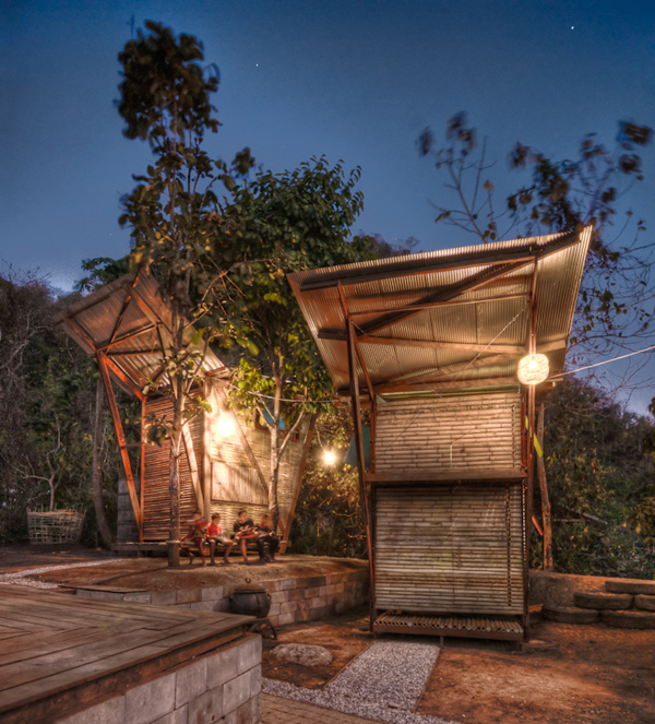 Thailand Wood Prefab Houses