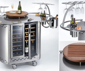 Bongos Wine – A mobile wine station for lovers