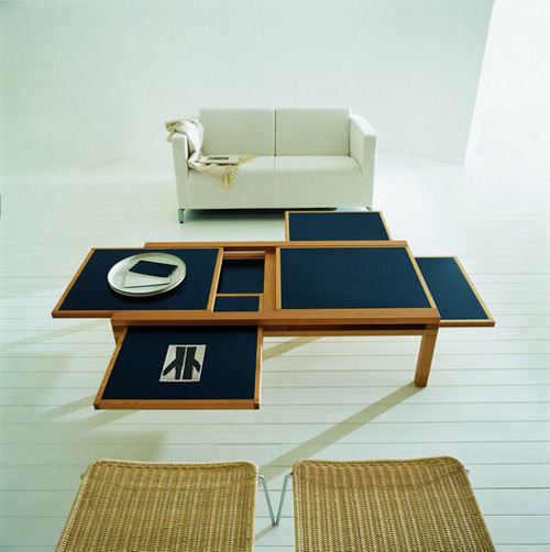 Make The Most Of Your Tables U2013 Expandable Designs By Sculrtures Jeux