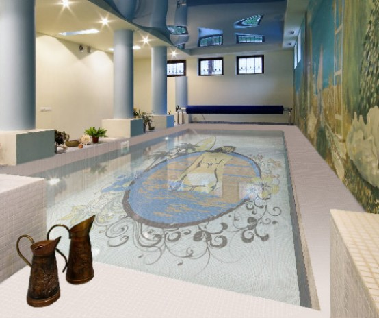 Fascinating-Swimming-Pool-Design-with-Mosaic-Glass-Tiles-by-Glassdecor-3-554x464