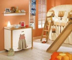 Play Beds for Playful Kids Room Design by Paidi