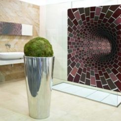 Colored And Clear Glass Tiles By Vetrocolor - Colored-and-clear-glass-tiles-by-vetrocolor