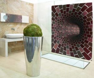 ... Amazing Mosaic Bathroom Tiles By Glassdecor