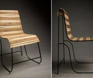 Goan Bamboo Chair by Prajakta Bamanikar