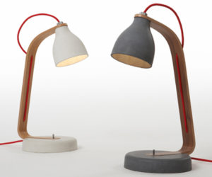 Heavy Desk Light by Benjamin Hubert for Decode