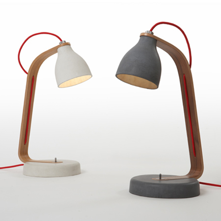 Heavy Desk Light By Benjamin Hubert For Decode Images