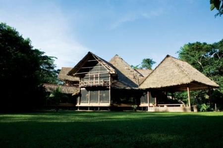 Luxury Rainforest Lodge In Peru For A Quiet And Peaceful Vacation Ideas