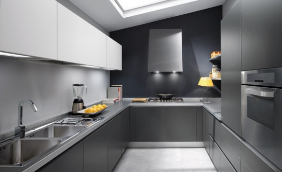 Stylish-Grey-Kitchen-Inspiration-by-Ernestomeda-4-554x339